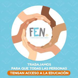 Fundación Educando Niños en combate contra la pobreza